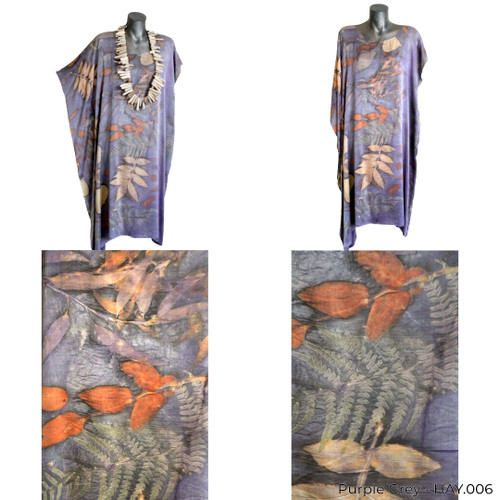 Silk Satin Dress by Yaja Hadrys - HAY.006 - HAY.007