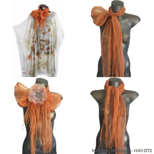 Silk Large Scarf by Yaja Hadrys - HAY.072 - HAY.081