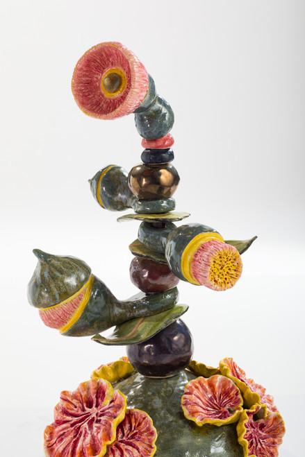 Gum Blossom by Lisa Hoelzl - HOL.004