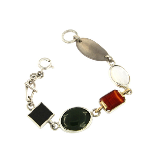 Mixed Elements Series 3 Bracelet by Michael Hofmeyer - HOM.020