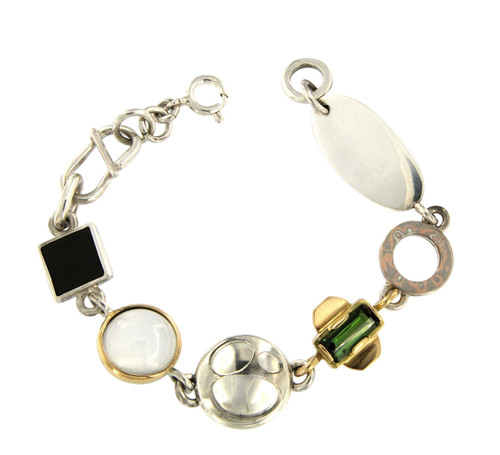Mixed Elements Series 1 Bracelet by Michael Hofmeyer - HOM.018
