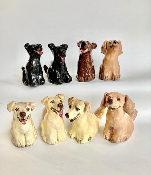 Whistling Dog Labrador by Janet Selby - SEJ.031 - SEJ.038