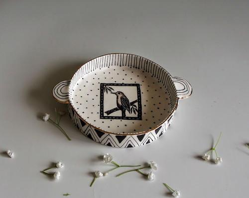 Small Bowl Bird by Helen Shin - SHH.016