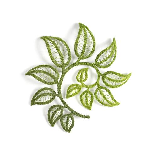 Leaf Spiral by Meredith Woolnough - WOM.008