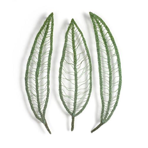Eucalyptus Leaf Trio by Meredith Woolnough - WOM.007