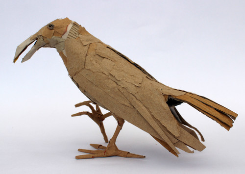 Cardbird by Tom Buckland - BUT.001