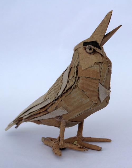 Cardbird by Tom Buckland - BUT.004