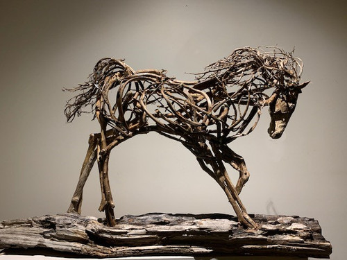 The Horse by Peter Rush - RUP.001