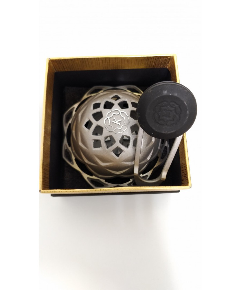 Charcoal Holder - Boxed