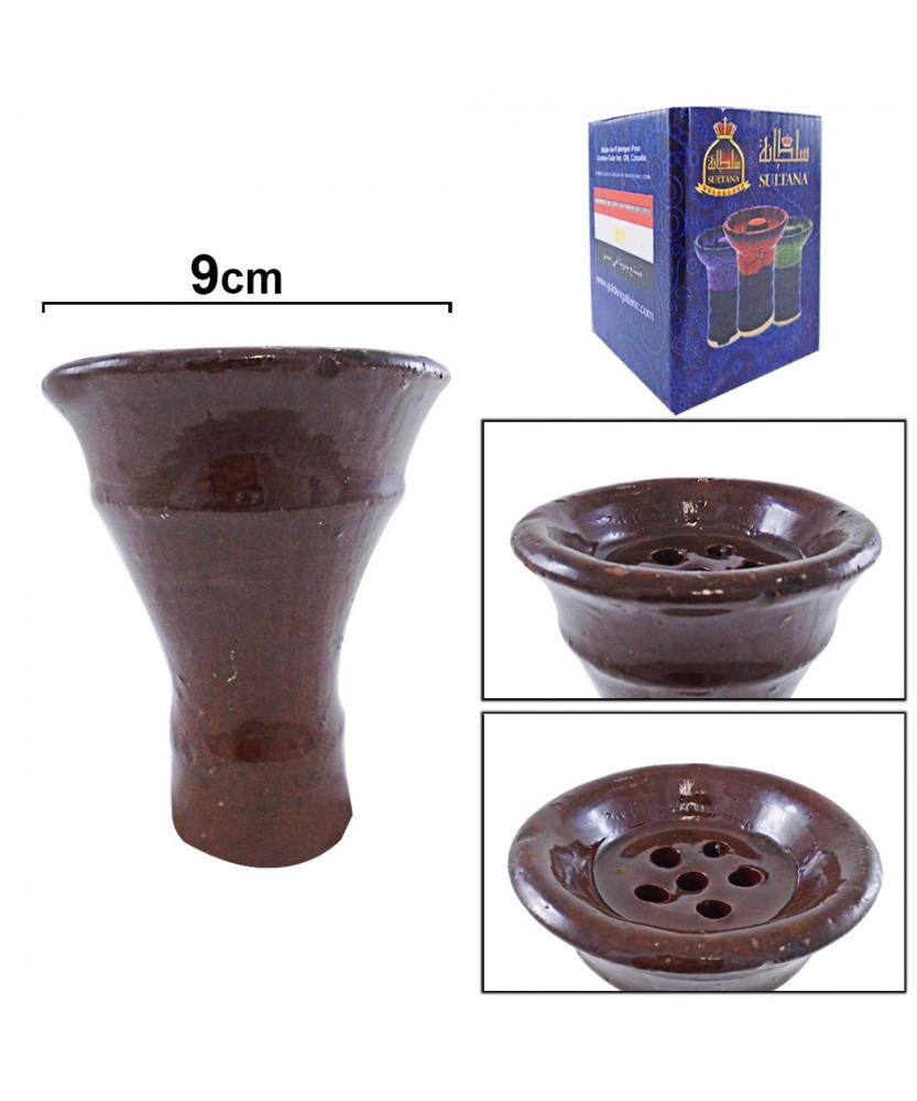 Sultana Glazed Jumbo Clay Bowl