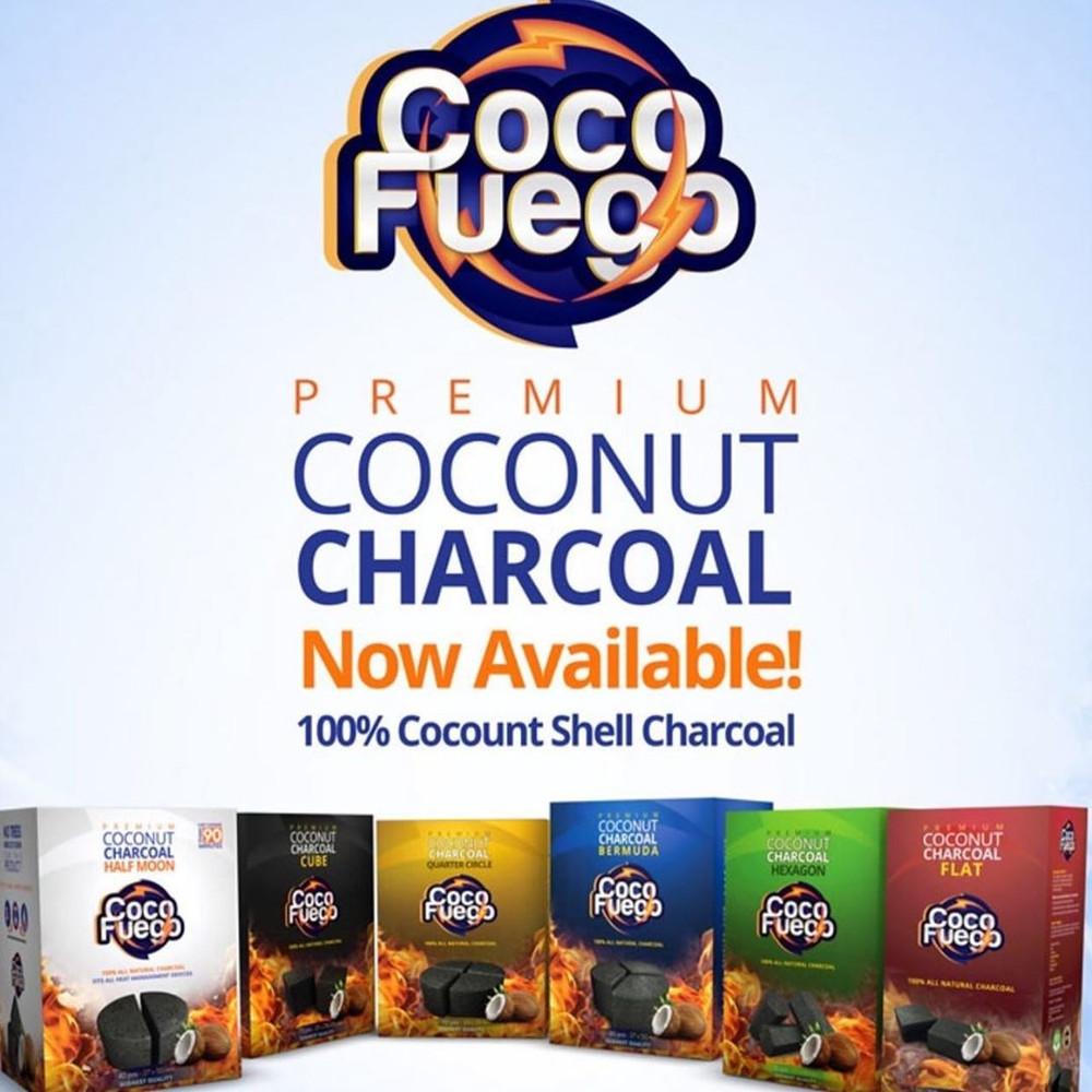 COCO FUEGO CHARCOAL