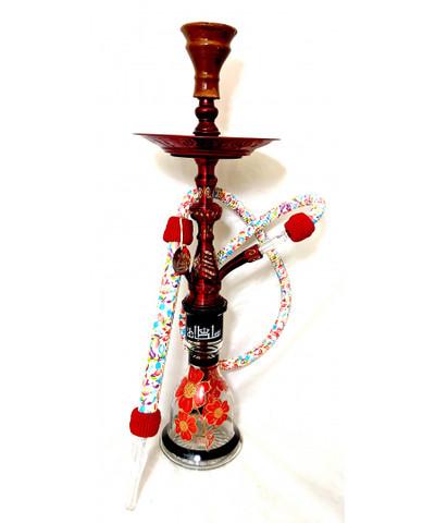 """Sultana Hookah - Single Sugar Pieces - Red (27"""")"""