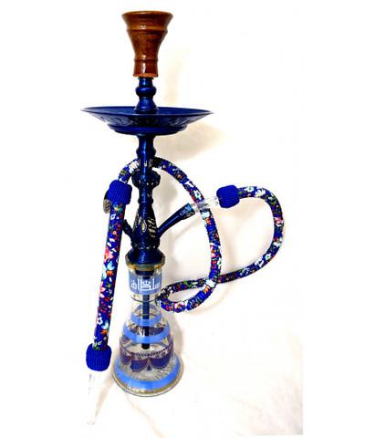 "Sultana Hookah - Single Sugar Pieces - Blue (27"")"