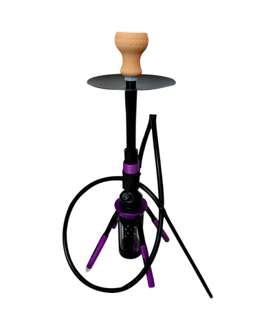 Fancy Rocket Hookah 27""