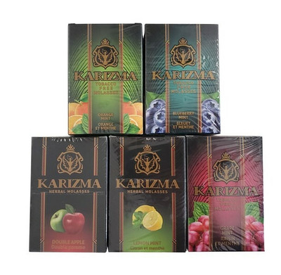 Karizma Herbal Molasse For Him (5 flavors 50 Grams)