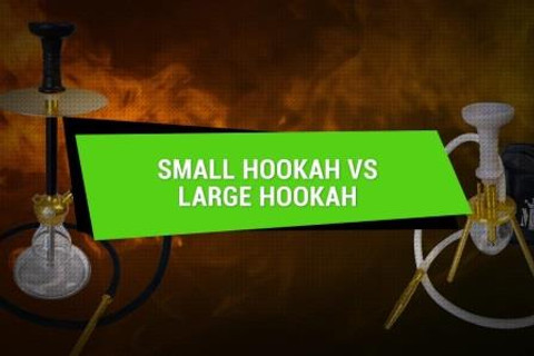 Small Hookah Vs Large Hookah: Top 3 Myths and Assumptions Debunked