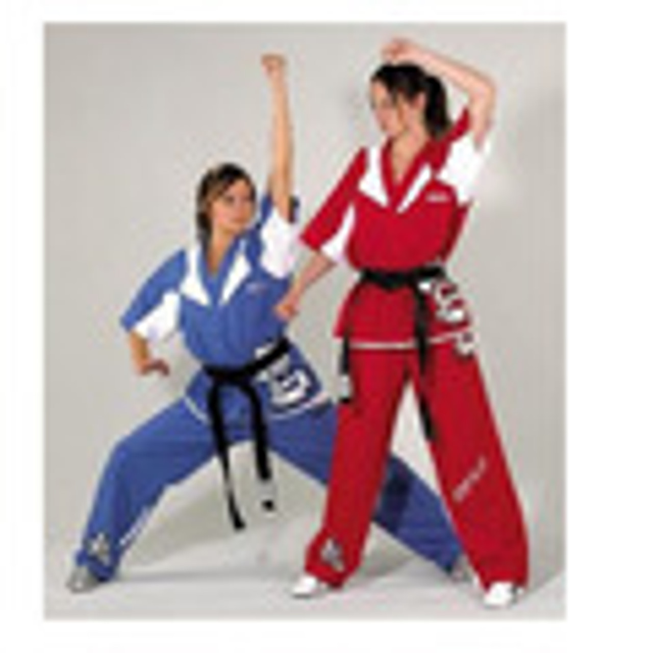Demo Karate Uniforms
