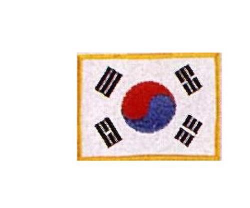 Patch KOREA FLAG
