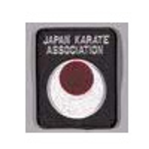 Patch JAPAN KARATE ASSOCIATION