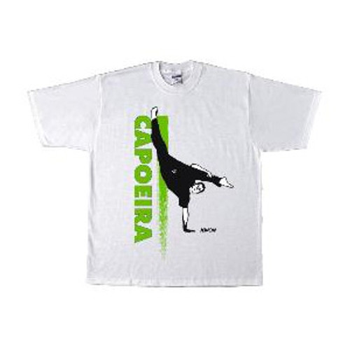 Print Motif: Capoeira, vertical