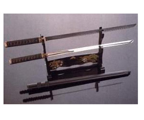 Double Sword Stand