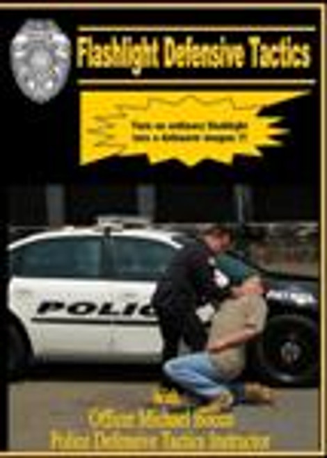 Flashlight Defensive Tactics Training DVD / Video