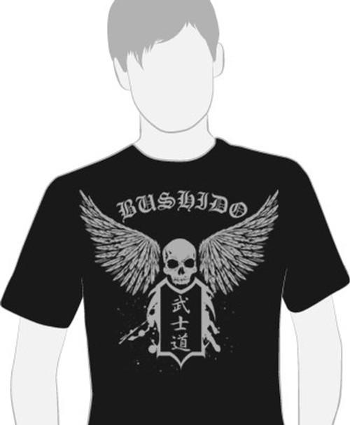 T-shirt - Bushido