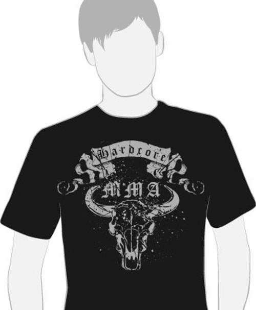 T-shirt - Hardcore MMA