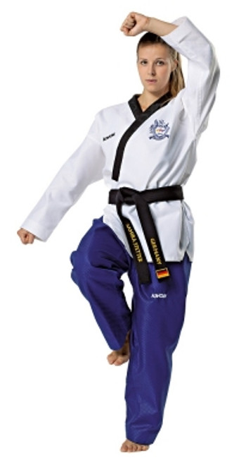 Female Poomsae Dan Uniform