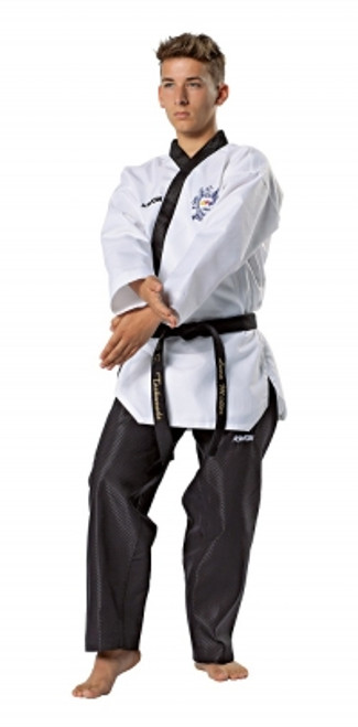 Male Poomsae DAN Uniform