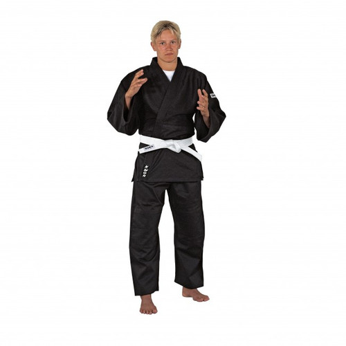 DELUXE Black Judo gi-unform