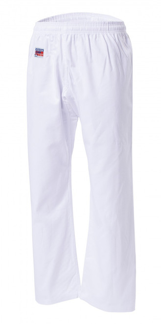 White Martial Arts Pants