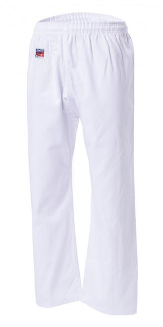 White Martial Arts Pants