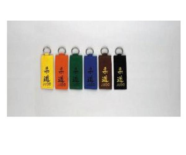 Colored Belt Key Chains