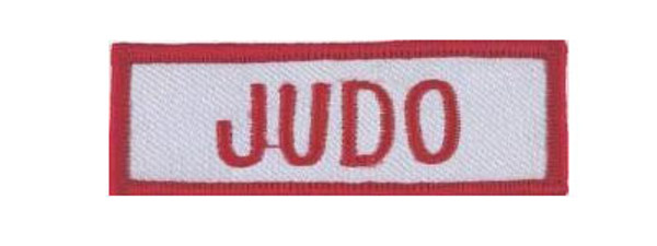 Patch JUDO, ENGLISH