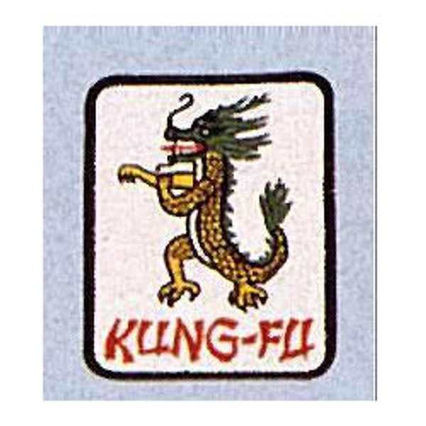 Patch KUNG FU & DRAGON