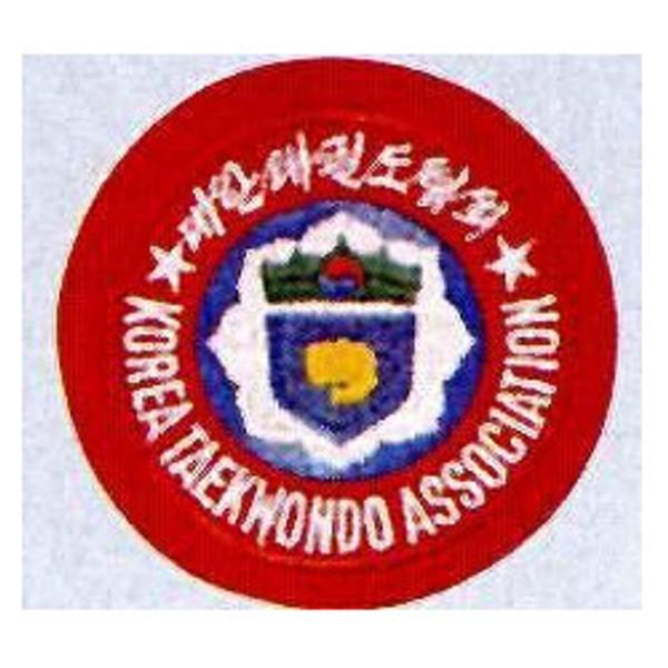 Patch KOREA TKD ASSOCIATION