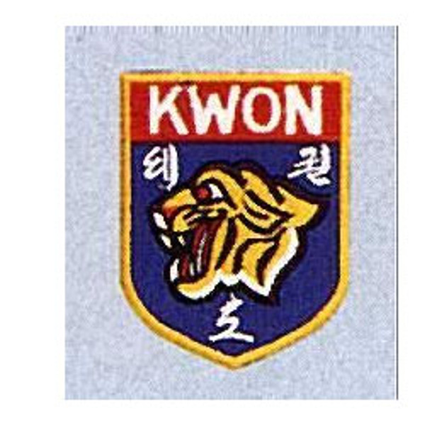 Patch KWON TIGER HEAD