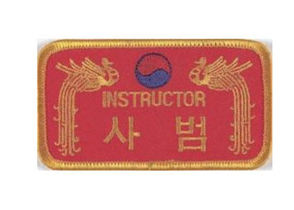 Patch INSTRUCTOR