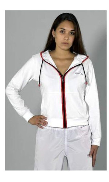 LADIES Active Hooded Jacket