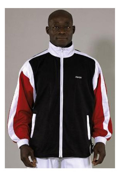 Team Jacket black/red/white