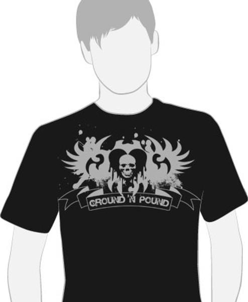 T-shirt - Ground N' Pound