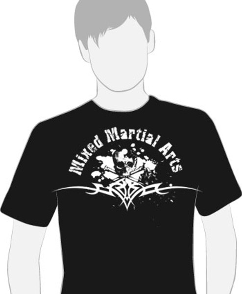 T-shirt - Mixed Martial Arts