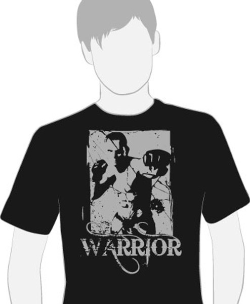 T-shirt - Warrior