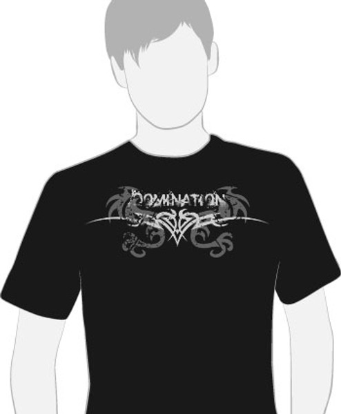 T-shirt - Domination