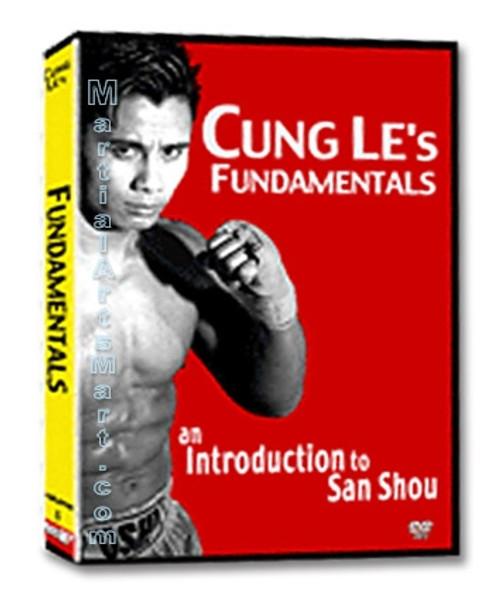 DVD - Cung Le's Fundamentals