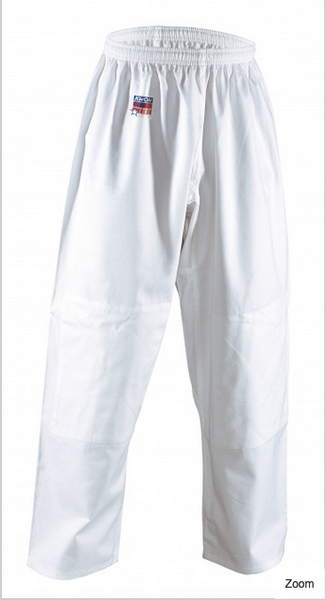 RANDORI Judo Pants White
