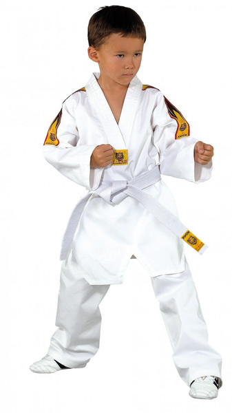 White TIGER kids gi/uniform