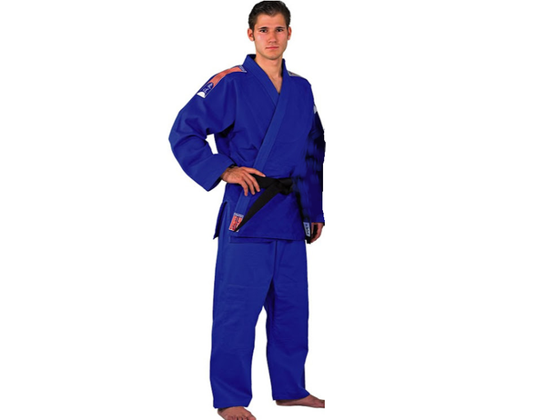 CHALLENGER Blue Judo gi-uniform