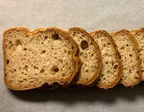 Sliced deli loaf.  Great for sandwiches or french toast.